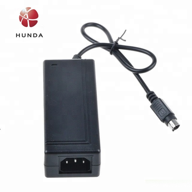 OEM ODM Dual output Power <strong>adapter</strong> with EU US UK AU Plug 5V 12V 1.5A 2A 3A Power Supply for CCTV / LED