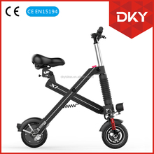 ASKMY China brand fashionable foldable electric bicycle folding ebike/folding electric bike/mini bicycle