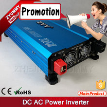 2000W New Design For Home Use Solar Power System DC AC 2kva inverter