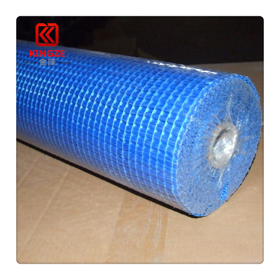 reinforced strength alkali resistant fiber glass mesh for facade insulation in USA