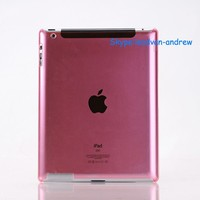 Transparent Crystal Case For Ipad 2 Ultra Slim Smart Case For Ipad 2/3/4
