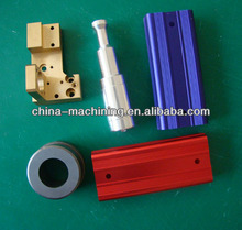High Quality color Anodizing cnc machining parts