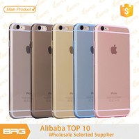 BRG For iPhone 6 Rubber Case, Transparent Clear soft TPU Case for iPhone 6