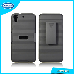 2016 best selling holster case cover with kickstand htc desire 626