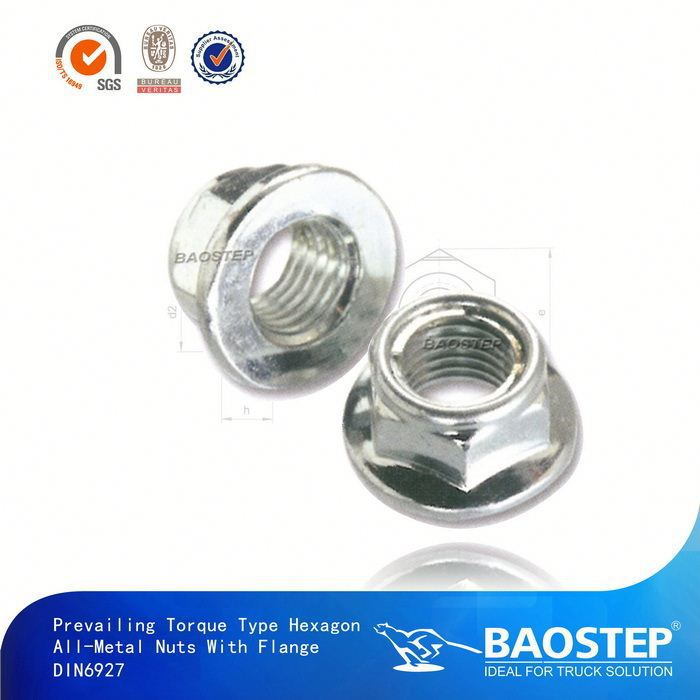 BAOSTEP High Standard Manufacturer Bold And Nut