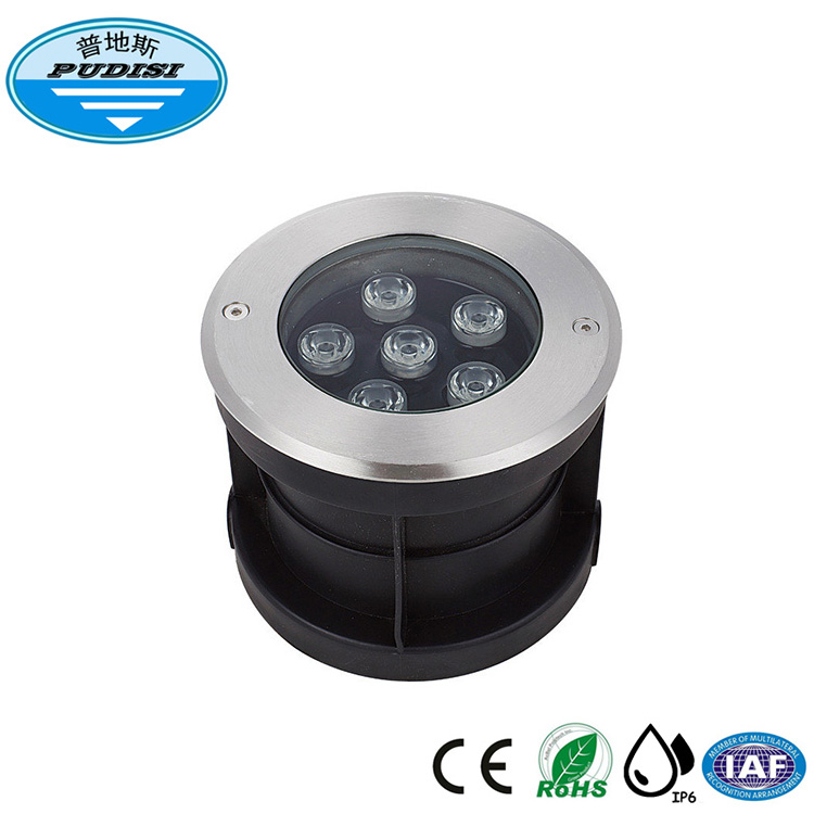 12w in concrete lights led linear inground light