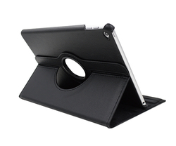 OEM Tablet Protective PU Leather for Ipad Mini Case 360 Degree Rotation Function with Customized Logo