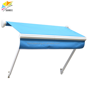 High Quality Cheap Price Small Aluminium Folding Balcony Window Awning for Window