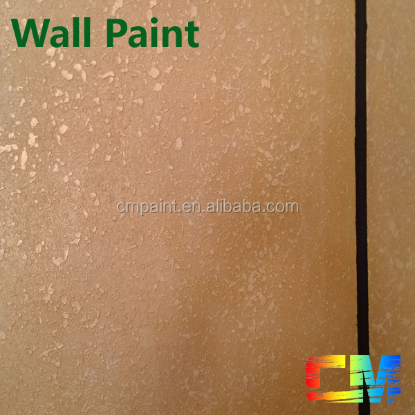CMZG- 9096 metal texture no odor fluorescent wall paint
