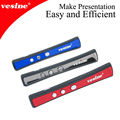 The digital gifts of wireless presenter with red laser pointer