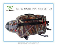 Popular outdoor waterproof millitary running sport waist bag