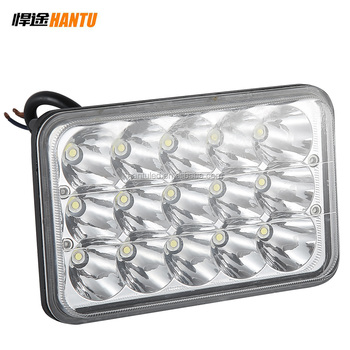 Bulb lights 2 row 4x4 offroad led light bar