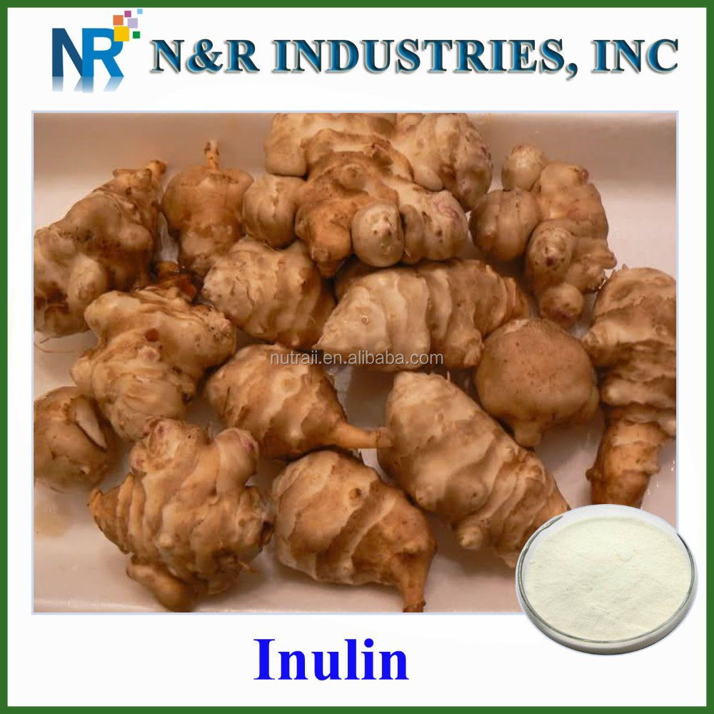 Chicory root extract powder form inulin Food grade