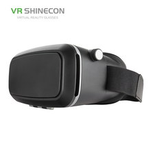 Wholesale 3d vr 1.0 google cardboard virtual reality 3d glasses vr headset for 3d vedio player