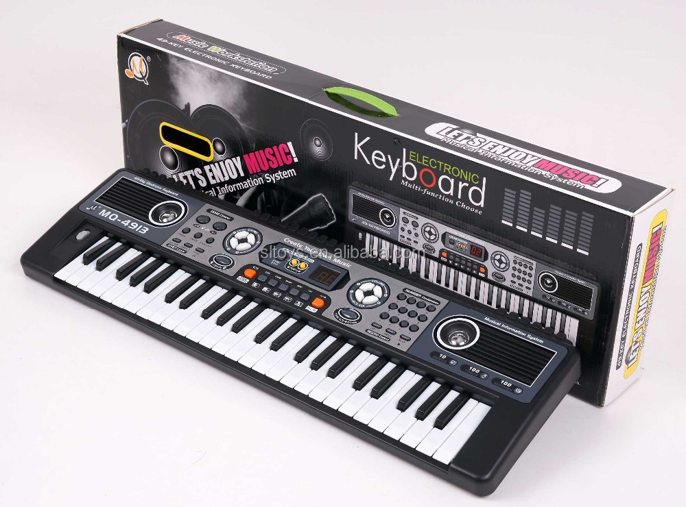 49 keys MQ-4913 christmas toys 2015