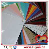 mdf furniture laminate foil white sheets