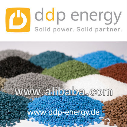 Recycled Plastic / Regranulate: LDPE, HDPE, PEPP, PP