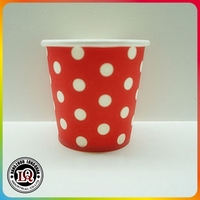 Disposable Paper Cow Drinking Cup