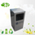 standing shopping mall stainless steel waste dustbin garbage cans