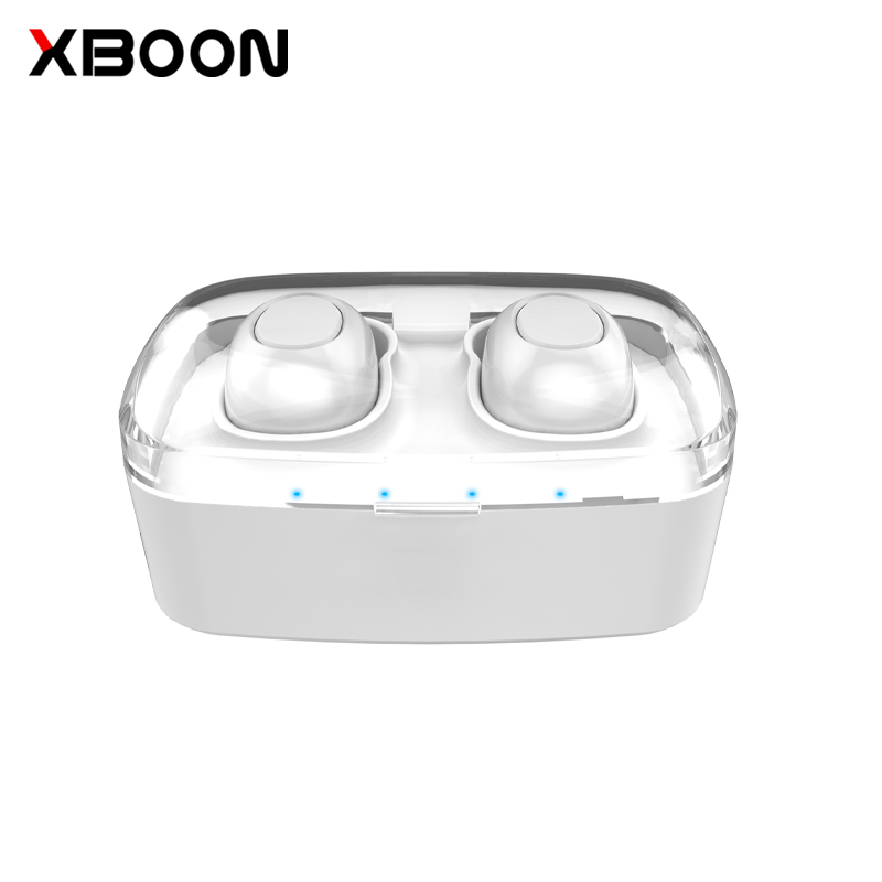 2018 trending products Noise Cancelling Function and Mobile Phone Use X10 TWS wireless Earbuds TWS  earphones 5.0