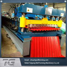 Most popular new design frp roofing sheet making machine