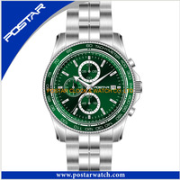 Custom Logo Brand Stailess Steel Luxury Dial Rolexable Style