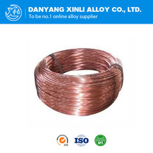Copper based Manganin alloy wire 6J13 for resistor