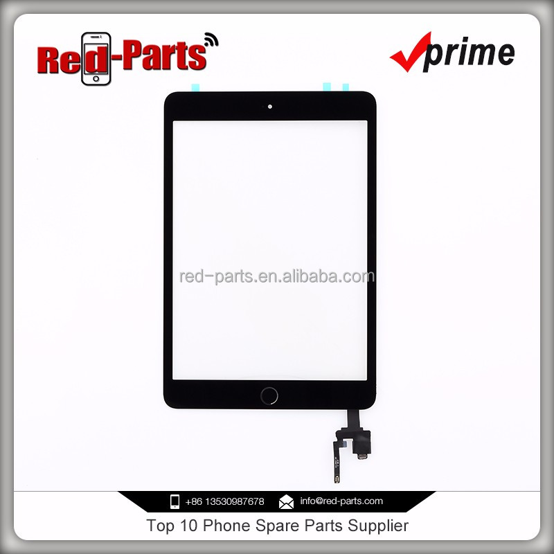 Factory hot sales cracked LCD touch screens replace screen assembly for ipad mini