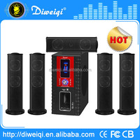 5.1 home theatre system With USB/SD/FM/Remote