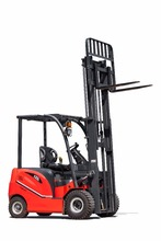 1.5-3.5ton Battery Forklift Trucks with Italy ZAPI Controller with German Hawker Battery