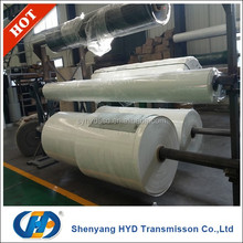 hot sale white conveyor belt for foodstuff and sugar industry