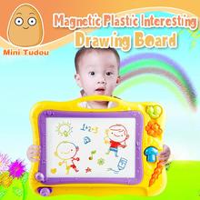 Minitudou Magnetic Drawing Board Sketch Sketcher Doodle Writing Painting Craft Art For Kids Children Learning & Education Toys