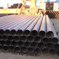 steel structure building erw pipe