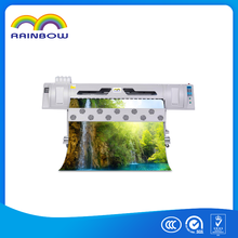 1.8m 3.2m China DX5 plotter Large format poster canvas vinyl eco solvent printer