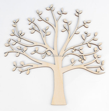 china wholesale unfinished laser cut mini wooden christmas tree