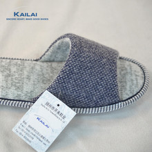 Promotional factory sale men s slippers
