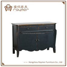 Antique Appearance and Iron Metal Type Vintage Retro Style Drawer Chest Dresser Dressing Table Chest of Drawers