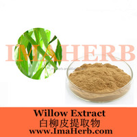 2016 Hot Natural salicin white willow bark extract for arthritis pain