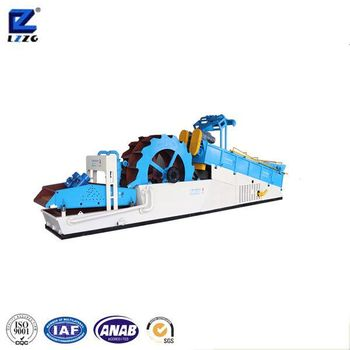 granite spiral sand washer