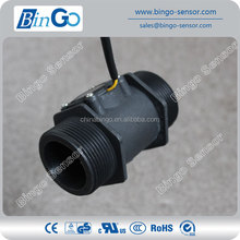 Low cost 1.5 inch plastic Water Flow Sensor without display