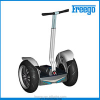 Freego Powerful Electric Scooter 2 Wheels Cool Stand Up Electric Scooter Golf Cart