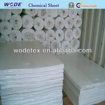 Good Quality Shoe Toe Puff Chemical Sheet Materials
