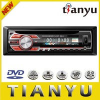 Tianyu brand car dvd player with mp3/ usb