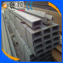 Alibaba China Supplier Stainless steel c channel sizes/ u channel stainless steel/ stainless steel u channels
