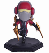 Best kids birthday gifts hot selling 3D league of legends PVC figure toys for youth