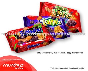 Munchy's Assorted Biscuits 295g