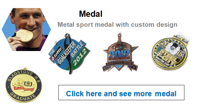 Hot sale factory price metal custom miniature medals