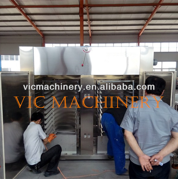 CE approved Vegetable and fruit drying oven