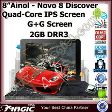 2013 New brand tablet pc - Ainol novo 8 Discover