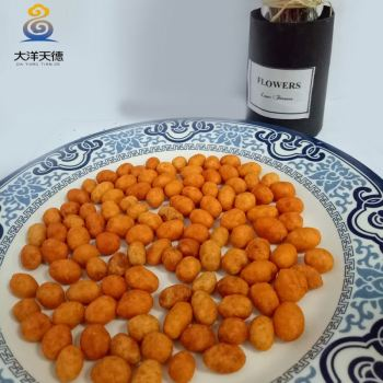 hot sale spicy coated peanuts supplier